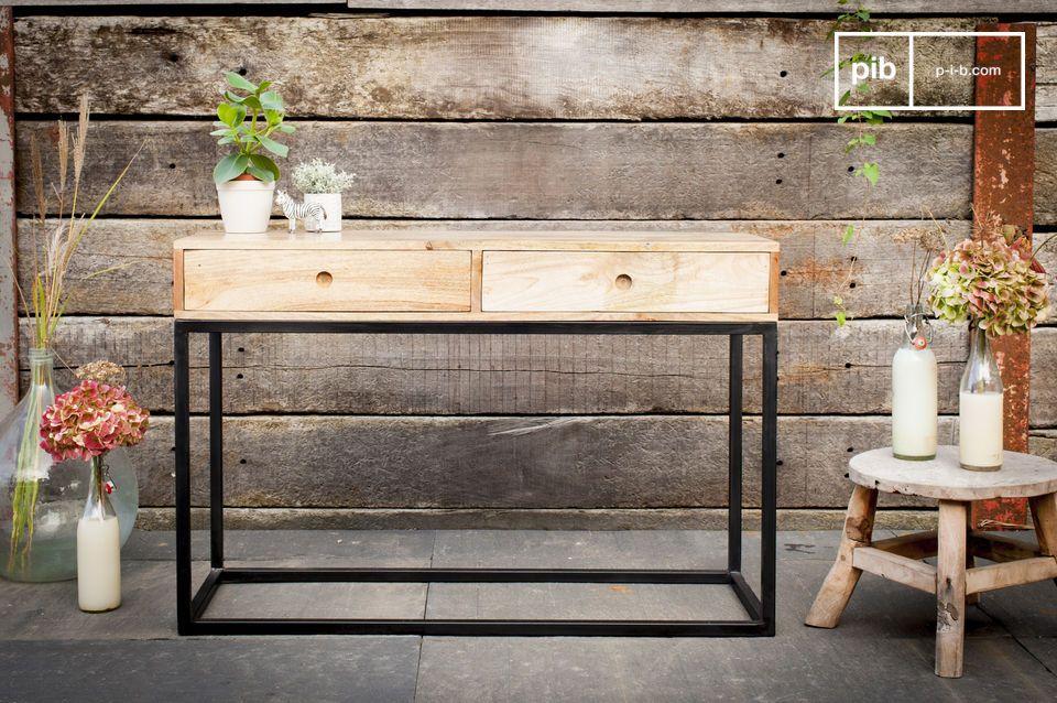 konsole mit schubladen austin sch ne sthetische pib. Black Bedroom Furniture Sets. Home Design Ideas