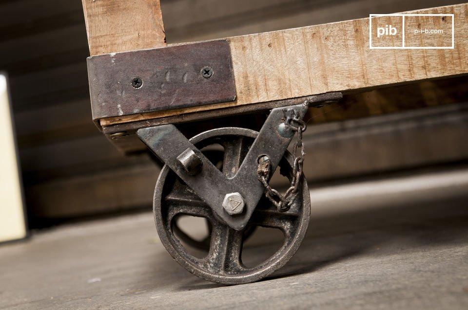 Das Design und die Robustheit eines Werkstattmöbels