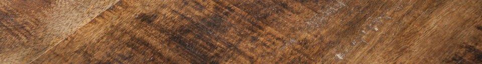 Materialbeschreibung Konsolentisch Paddington