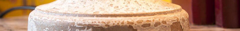 Materialbeschreibung Lampe aus Holz Alix