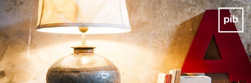 Lampen landhausstil shabby chic bald zurück in der Sammlung