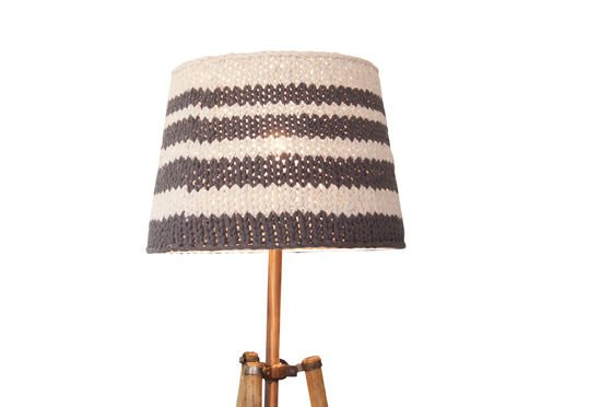 Lampenschirm Paimpol Grau ohne jede Grenze