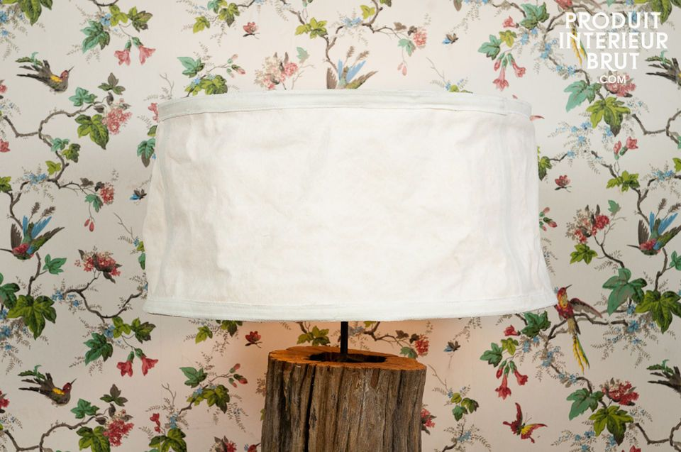 Lampenschirm Victoria weiss 52 cm