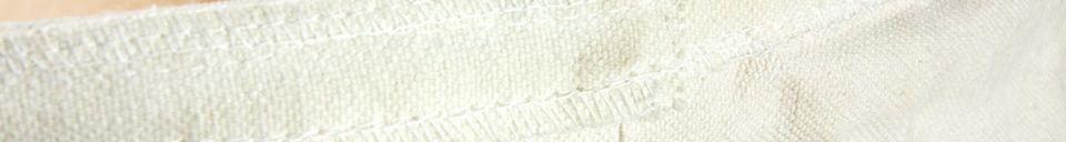 Materialbeschreibung Lampenschirm Victoria weiss 52 cm
