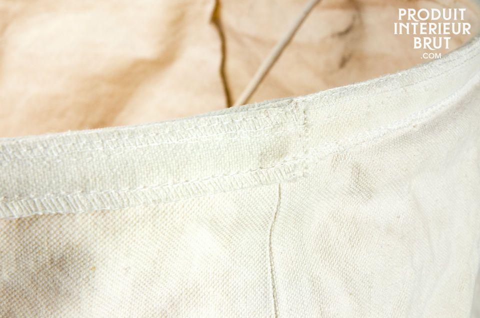 Starkes Leinen für einen Hauch Vintage. In verschiedenen Größen und Farben erhältlich.