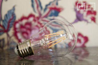 Led Glühbirne 6cm alten Filament Weg