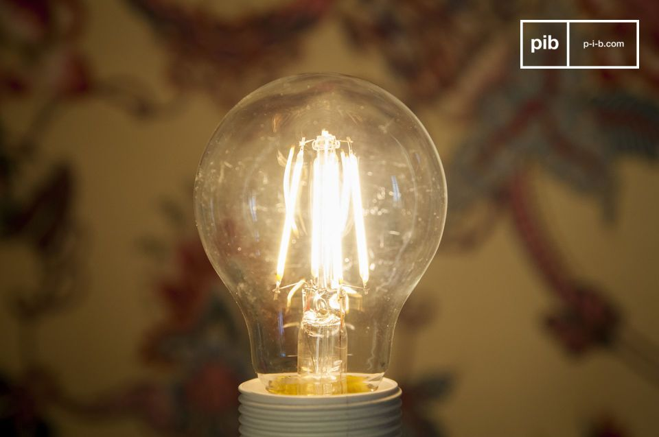 Vintage-Stil, langes Leben, Energieeinsparung