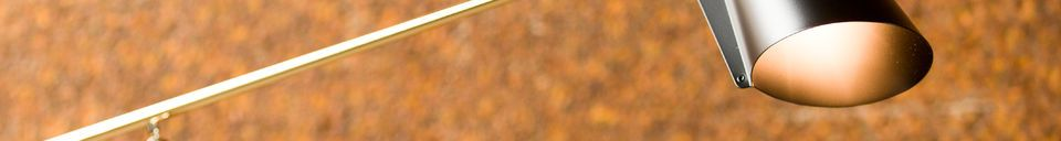 Materialbeschreibung Leselampe Birdy