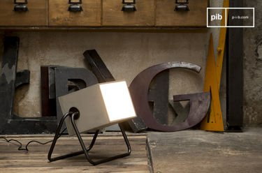 Leuchte Concrete Box