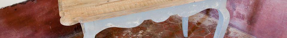 Materialbeschreibung Mehldose Typhaine