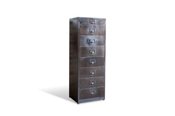 Metall Aktenschrank mit 8 Schubladen Telex ohne jede Grenze