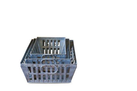 Metallkörbe im Dreier-Set ohne jede Grenze