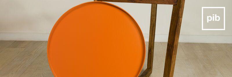 Nachttisch retro skandinavisch bald zurück in der Sammlung
