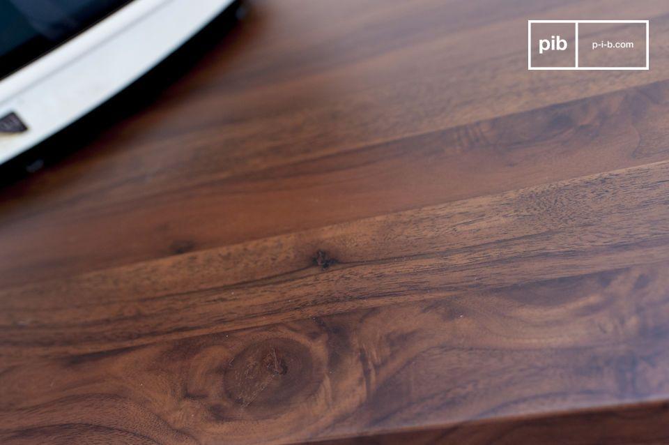 Ein geniales Design für die Praxis: Dieses Möbelstück hat Fächer