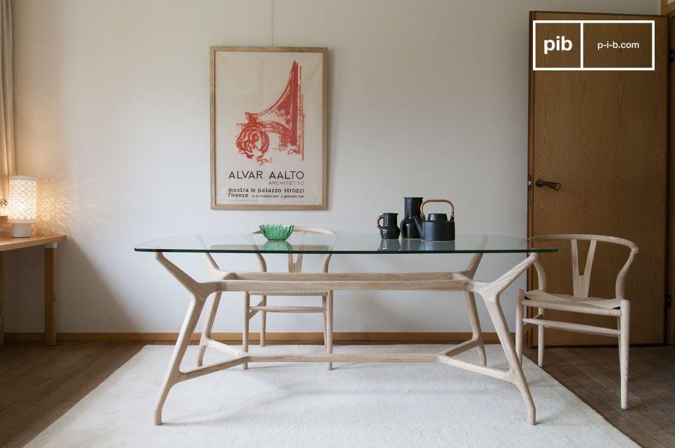 Inspiriert von skandinavischen Design-Codes