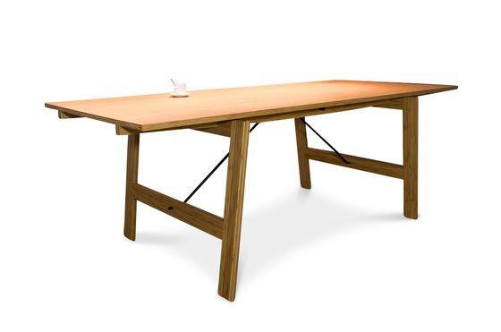 Nummer 1 Tisch - 230 x 90 cm ohne jede Grenze