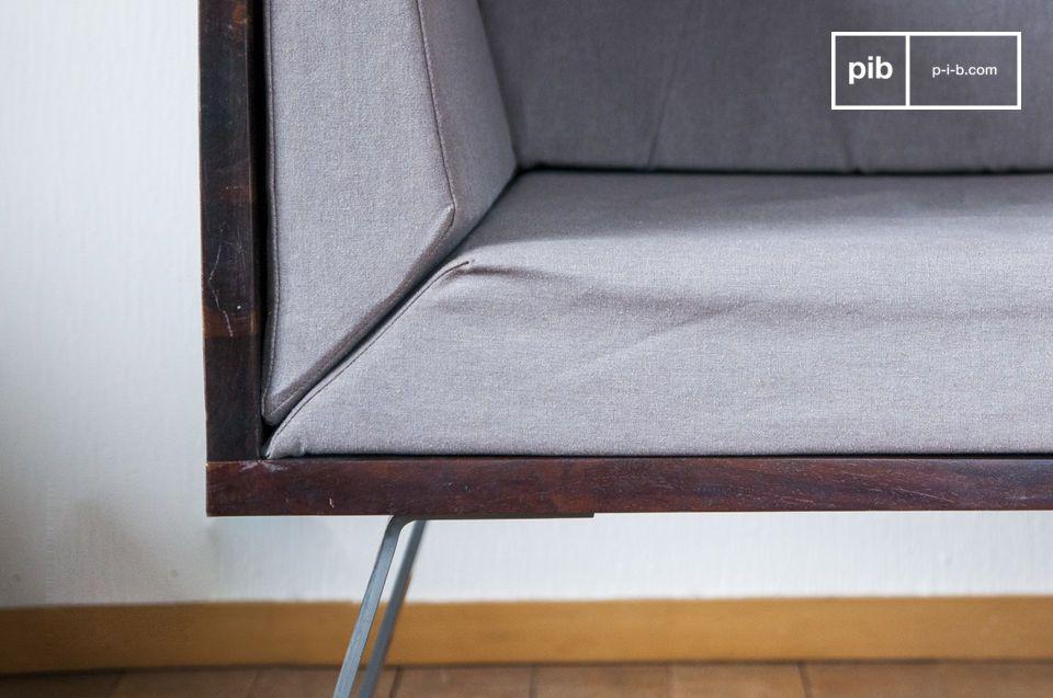 Der Odeon Sessel gibt Ihnen einen Vintage Touch