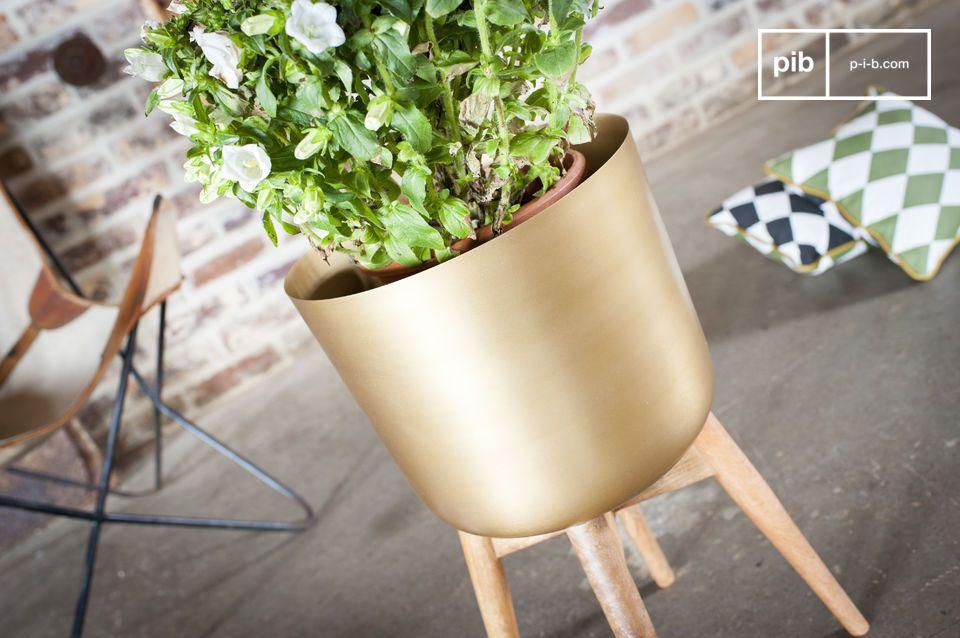 Ein dekoratives und trendiges Objekt zur Präsentation Ihrer Pflanzen.