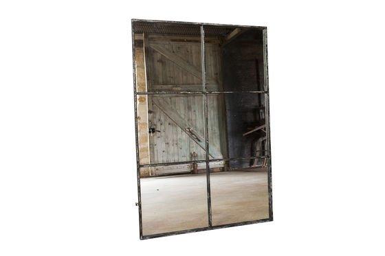 Quadratischer 6-teiliger Spiegel 120x80 ohne jede Grenze