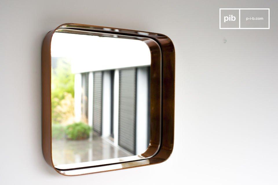Quadratischer Spiegel Lena