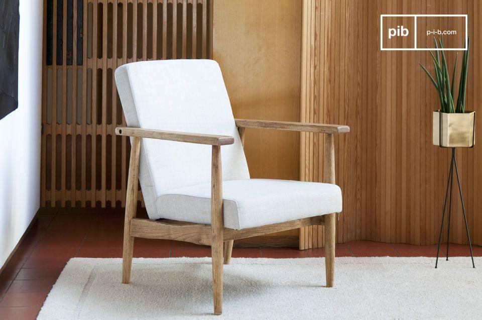 Komfort, Einfachheit und Naturholz