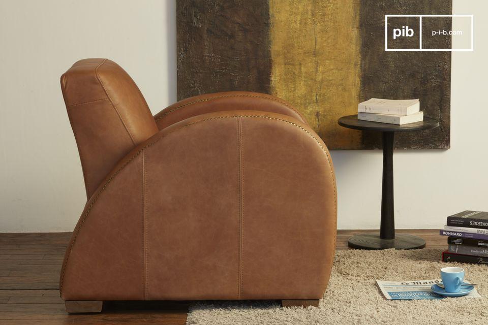 Elegante Art-Deco-Linie und unbestreitbarer Komfort