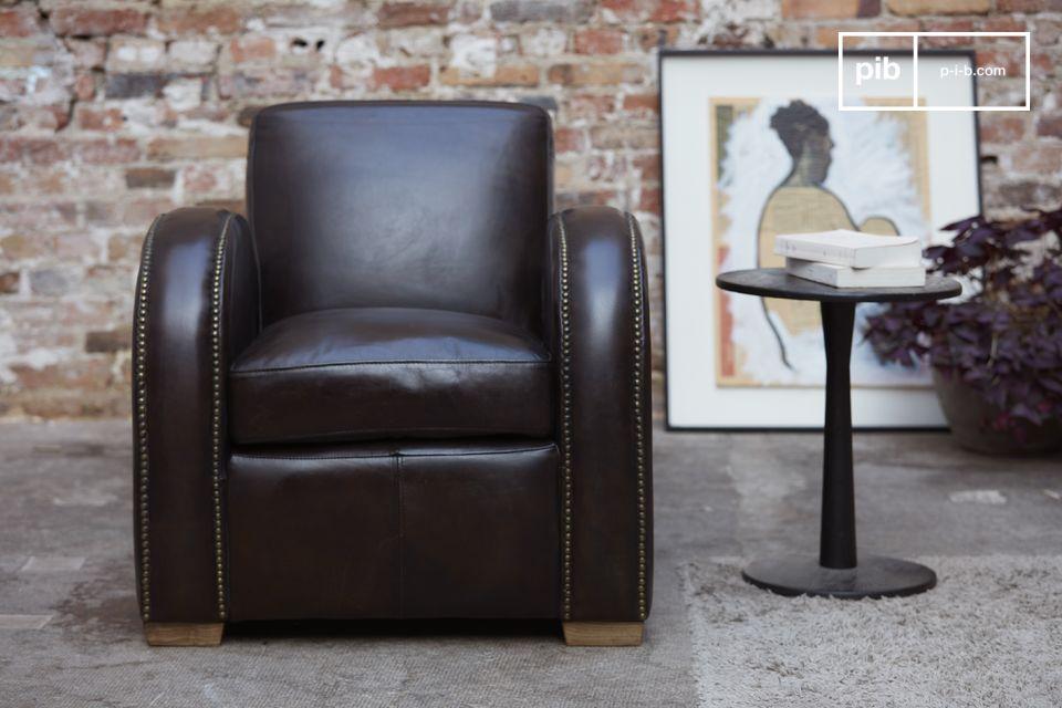 Ein zeitloses Art-Déco-Design mit hohem Komfort.