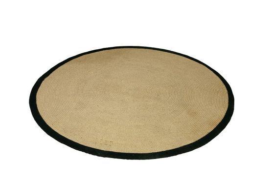 Runder Teppich Lidingo ohne jede Grenze