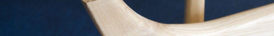Materialbeschreibung Runder Tisch aus Glas Parkano