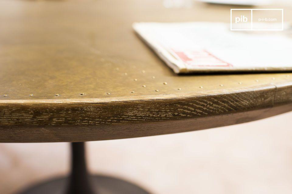 Der runde Tisch Liverpool verbindet die elegante Linie des 20