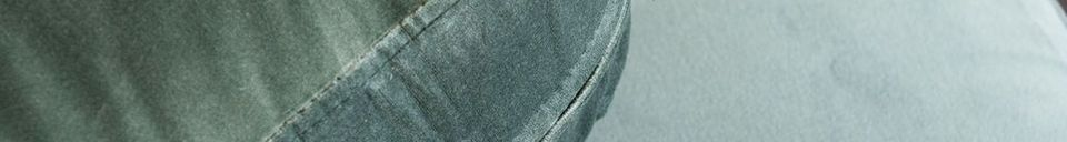 Materialbeschreibung Samt und Marmor Sofa Carthy