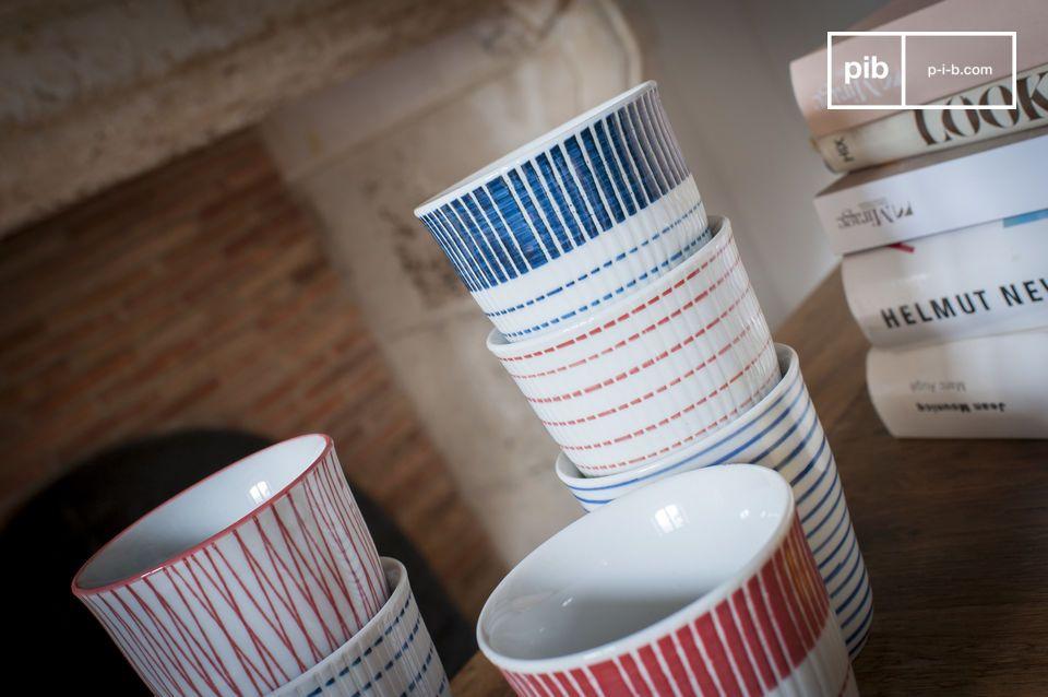 Farbiges grafisches Design für Ihre Kaffeepause