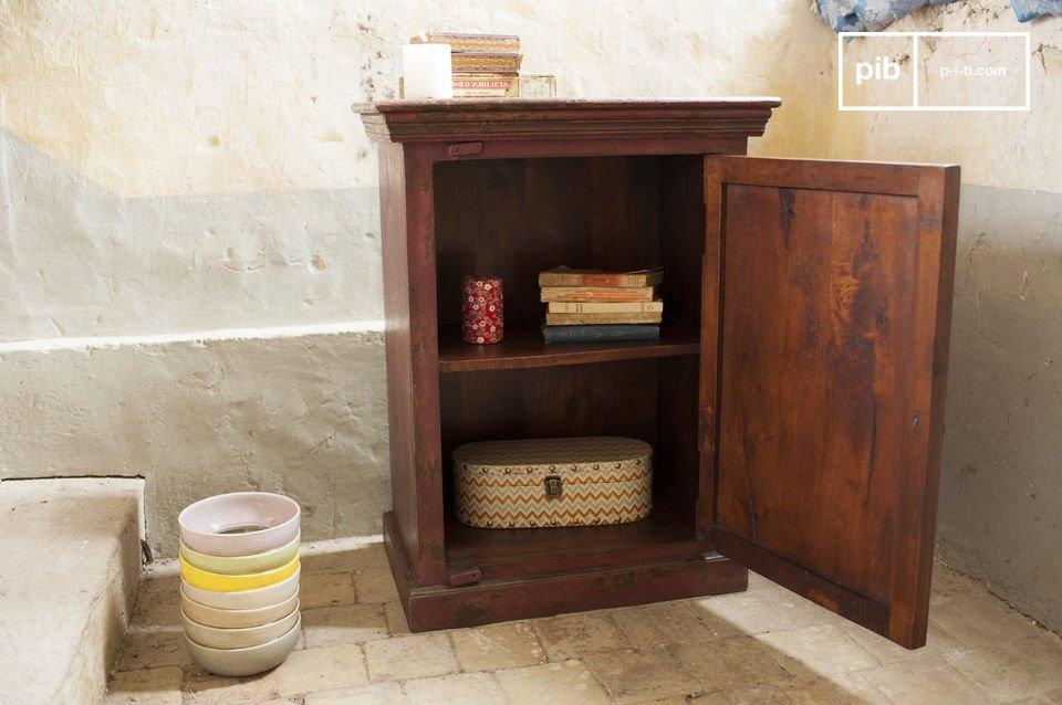 Der Schrank Enéa ist ein Schmuckstück unter den Möbeln, die zum Aufräumen gedacht sind