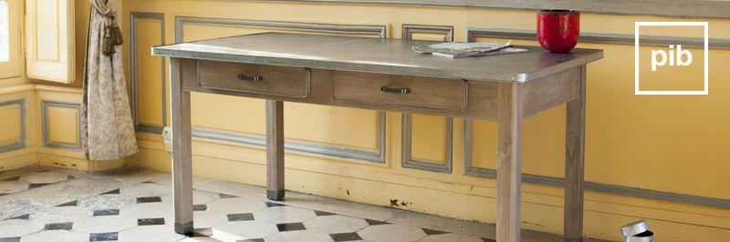 Schreibtisch landhausstil shabby chic