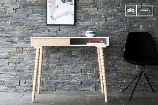 Schreibtisch mit Katalina Schubläden