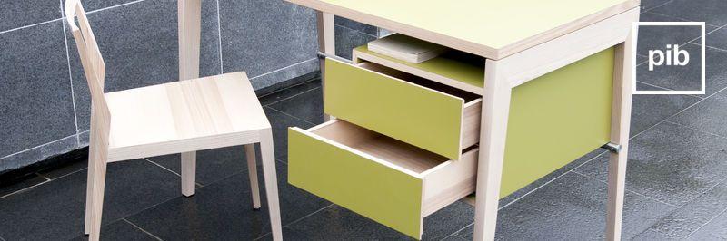Schreibtische mit Stauraum