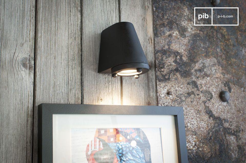 Outdoor oder Indoor, für eine nüchterne und saubere Beleuchtung