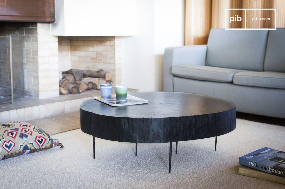 Ein einzigartiges, zeitloses Möbelstück, sowohl organisch als auch im Design.