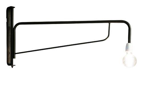 Schwenkbare Lampe Atelier ohne jede Grenze