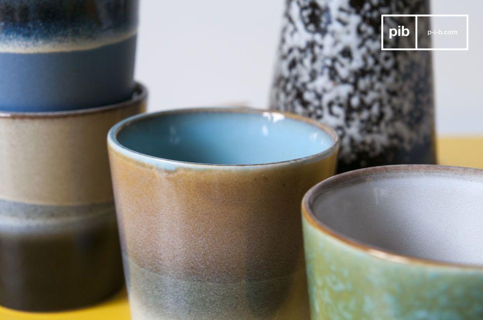 Dieses Vintage Design wird Ihre Kaffeepause zu einem wahren Vergnügen machen