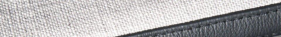 Materialbeschreibung Sessel Aston