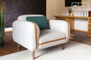 Sessel aus Wolle Britta