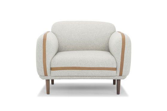 Sessel aus Wolle Britta ohne jede Grenze