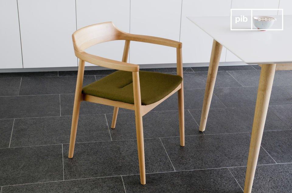 Sessel copenhague sitz im typischen retro stil pib for Sessel scandi