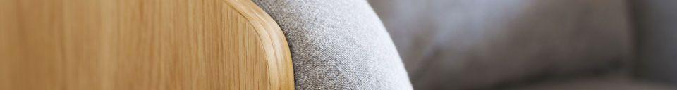 Materialbeschreibung Sessel Jackson