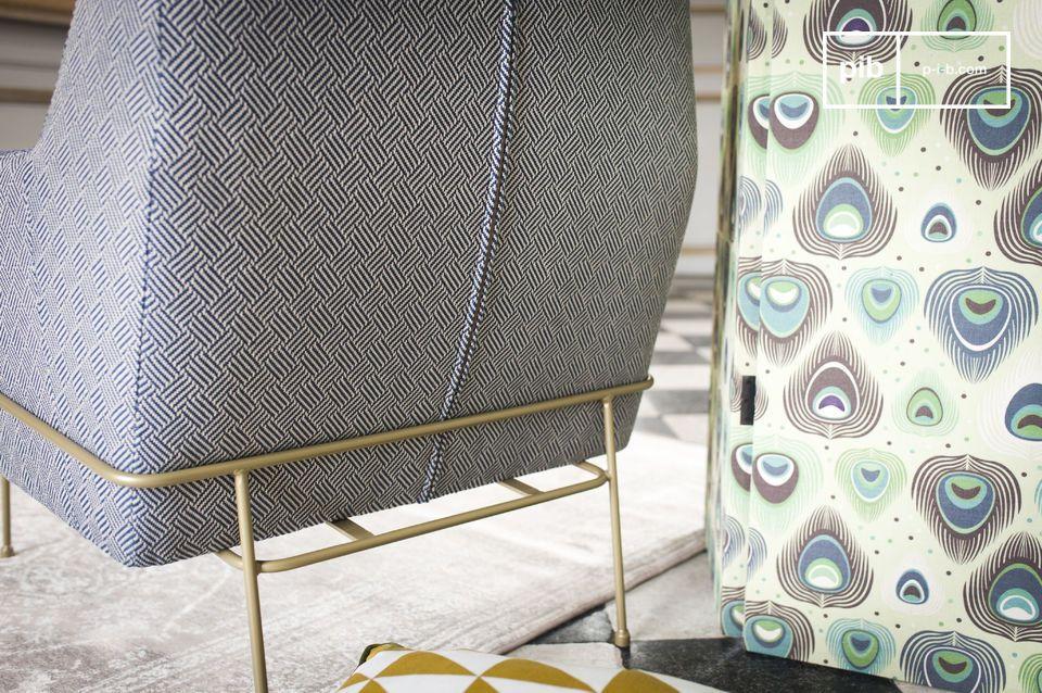 Ideal für eine Lounge Atmosphäre im Stil der \