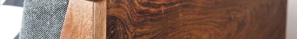 Materialbeschreibung Sessel Mabillon