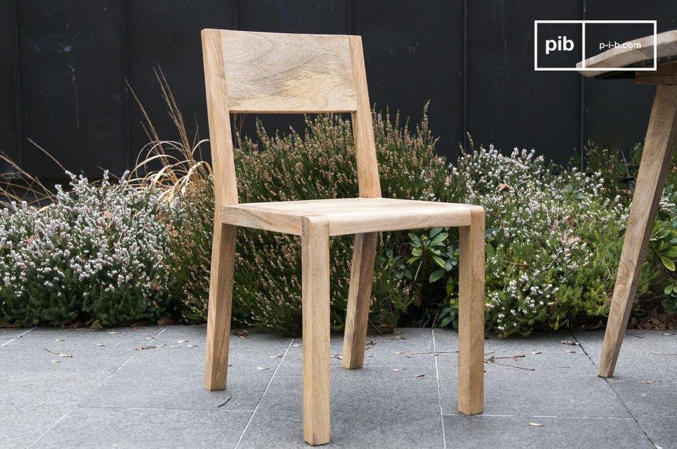 Helles Holz für einen nordischen Stil