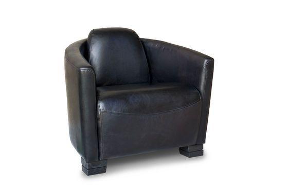 Sessel Red Baron schwarz ohne jede Grenze