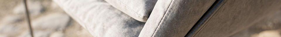 Materialbeschreibung Sessel Traides